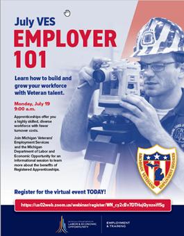 Employer 101 flyer