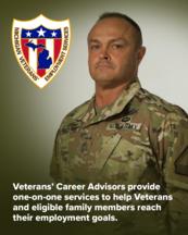 Veterans Employment services graphic
