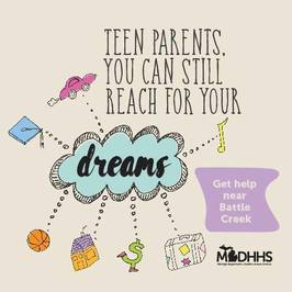 Teen Parents graphic