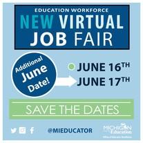 June Job Fair Dates