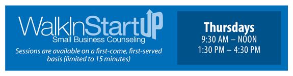 WalkIn/StartUp Ad