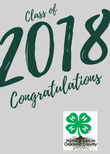 Oakland County 4-H Connections (June Newsletter)