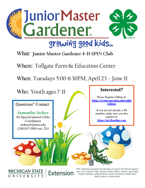 Oakland County 4-H Connections (February 2019 Newsletter)