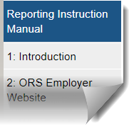 Reporting Instruction Manual
