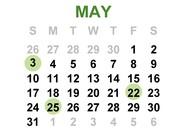 May 2020