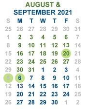 Aug2021_Calendar_2months