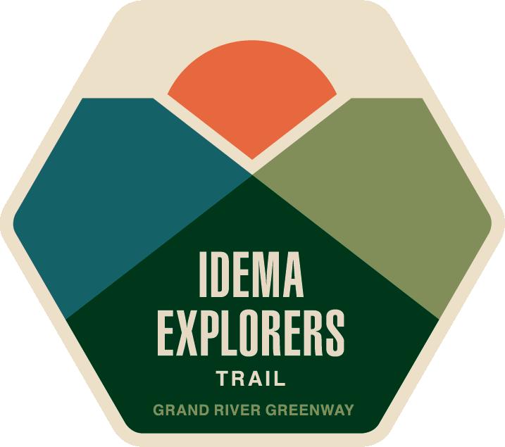 Idema Explorers Trail logo