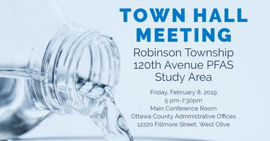 town hall robinson