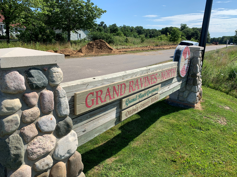 grand ravines entrance