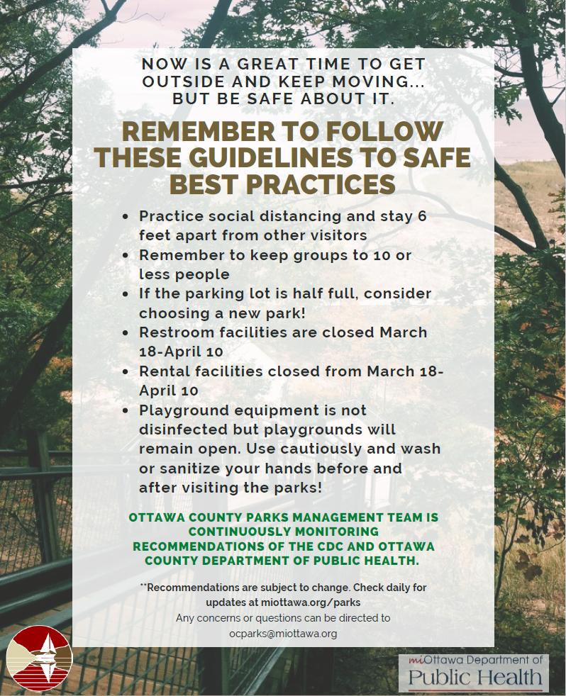 parks safety
