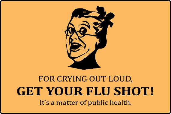 flu granny