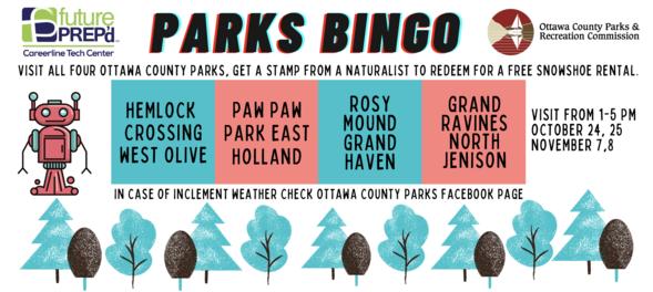 parks bingo