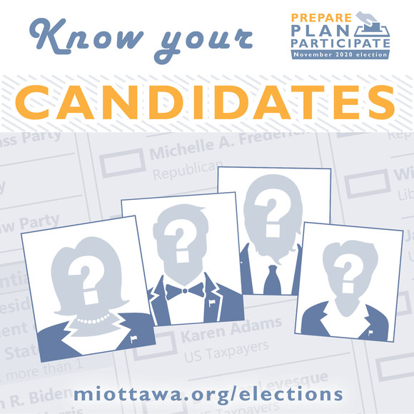 Know Your Candidates