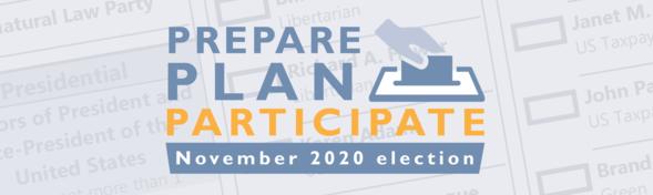 Prepare Plan Participate