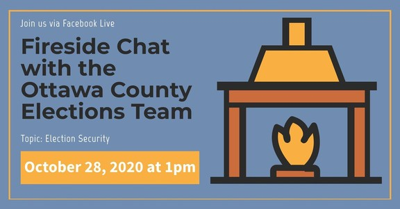 Fireside Chat: Election Security