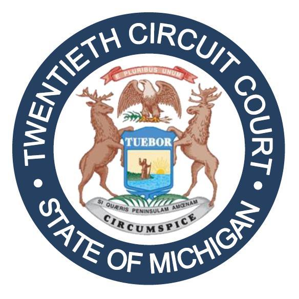 20th Circuit Court Seal