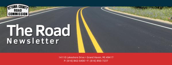 The Road Newsletter Header 2020-1