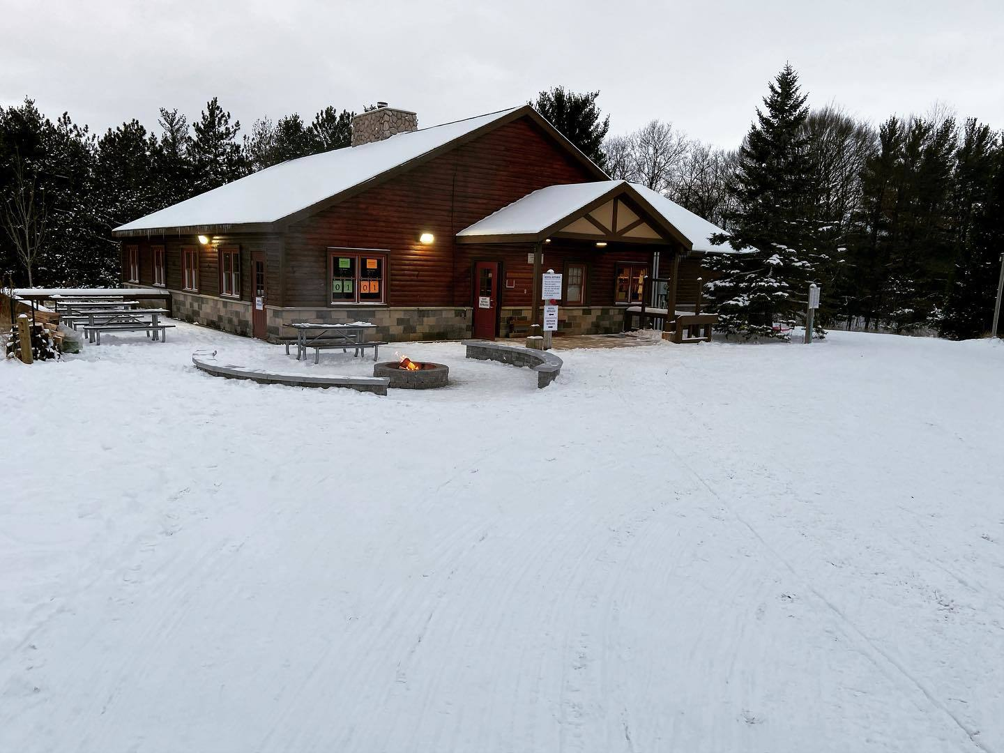 pigeon creek lodge