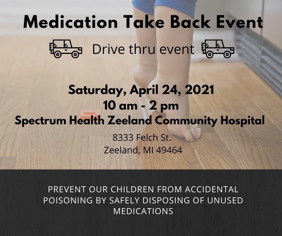 Medication Take-Back Event