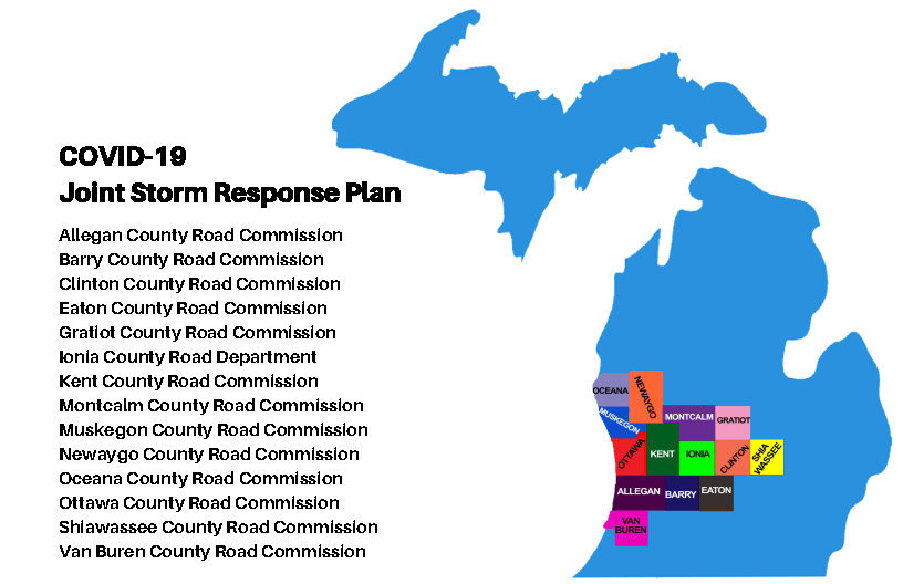 COVID-19 Joint Response Plan Map