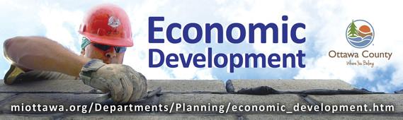 Economic Development banner