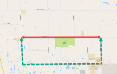 Road Closure - Quincy St. - 96th to 120th