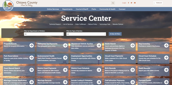 Service Center 2021