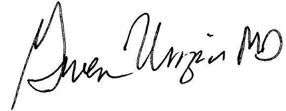 Dr. Gwen Signature