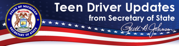 Teen Driver Updates from Secretary of State Ruth Johnson