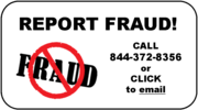 Fraud Tip Line logo