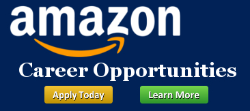 Start your career with Amazon today!