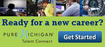 Start your new career with Pure Michigan Talent Connect