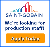 Join the Saint Gobain team today