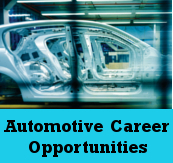 Automotive Career Opportunities