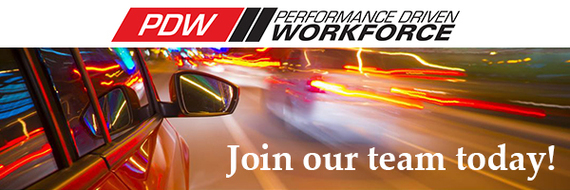 Join the PDW team today!