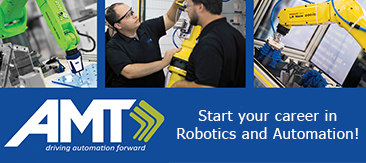 Start your career with AMT today!