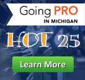 Going PRO in Michigan Hot 25