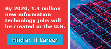 Find an IT Career today!
