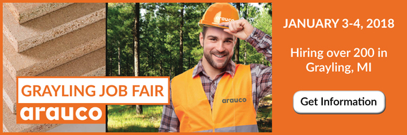 Arauco Job Fair