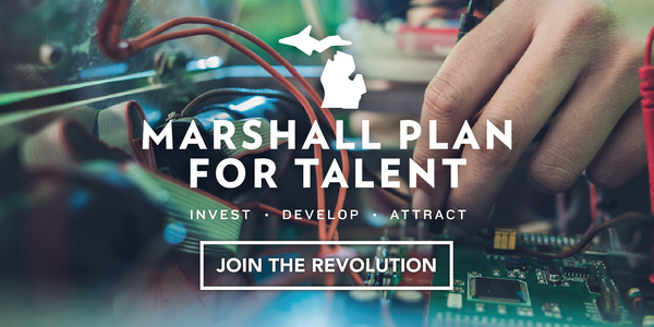 Marshall Plan for Talent: Invest, Develop, Attract. -- Join the revolution