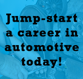 Jump-start a career in automotive today!