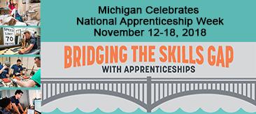 Bridging the Skills Gap: Michigan celebrates National Apprenticeship Week Nov. 12-18