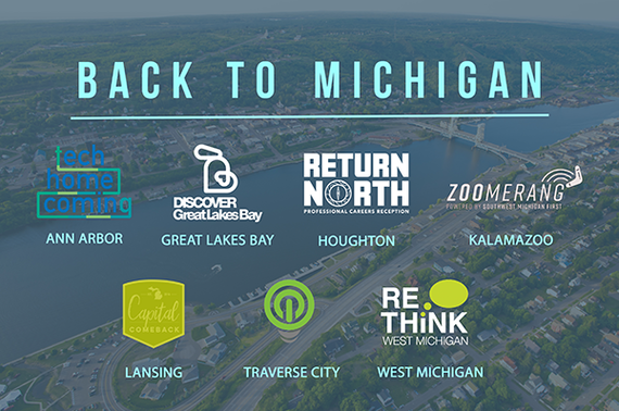 Come back to Michigan and meet with employers while you're home for Thanksgiving. Visit Back2Michigan.com for more information.