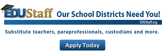EDU Staff is looking to hire several opportunities in education. Apply today!