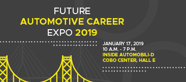 Future Automotive Career Expo on January 17 at the North American International Auto Show.