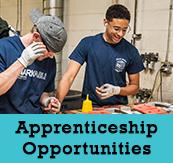 Apprenticeship Opportunities