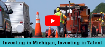 Investing in Michigan. Investing in Talent.