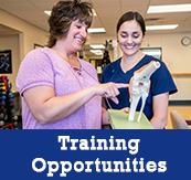 Training Opportunities
