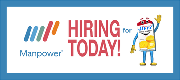 Jiffy Mix is hiring. Apply today!