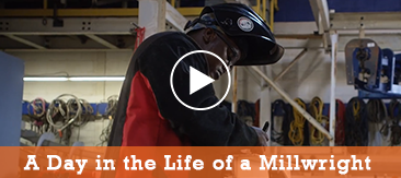 A Day in the Life of a Millwright